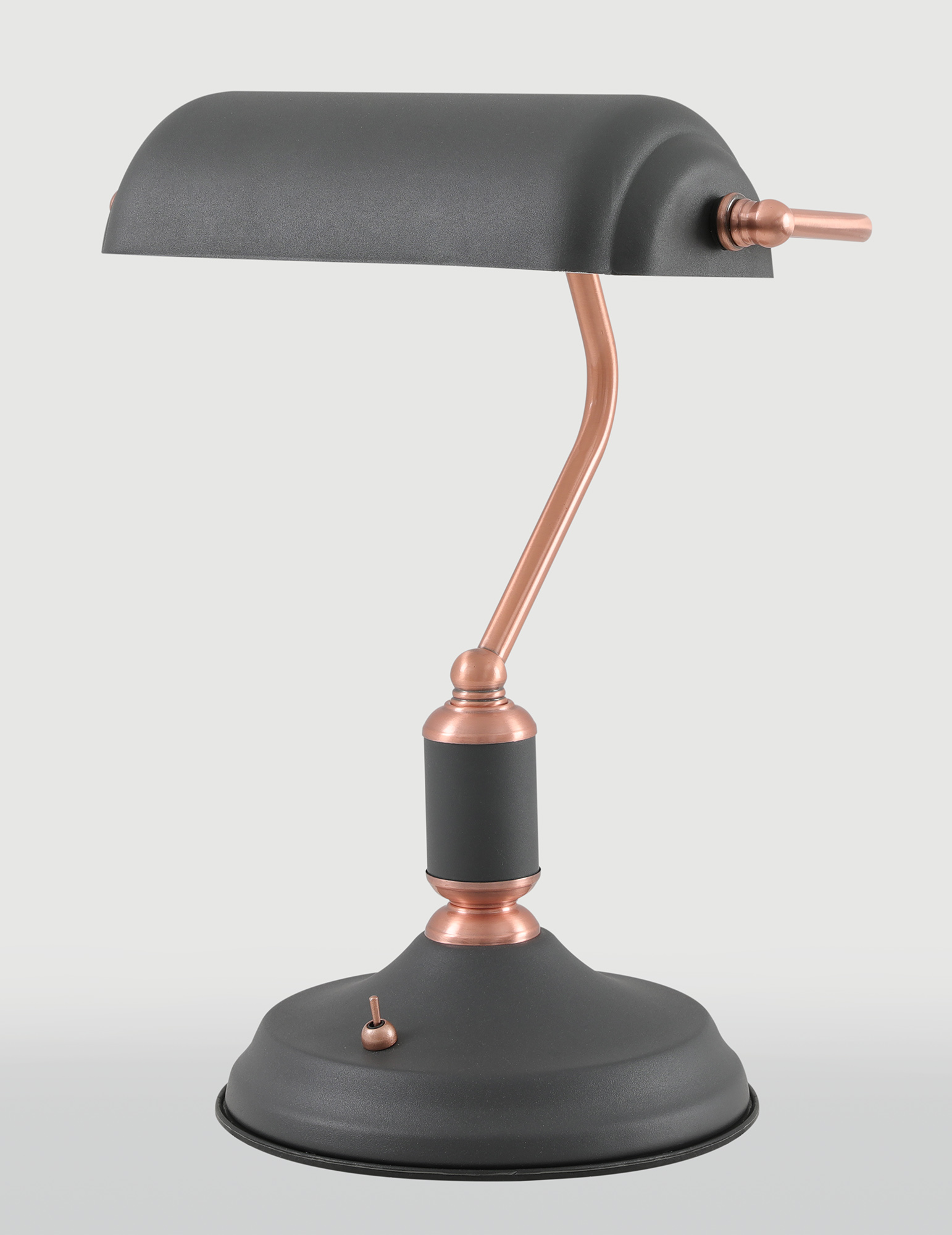 Table Lamp 1 Light With Toggle Switch