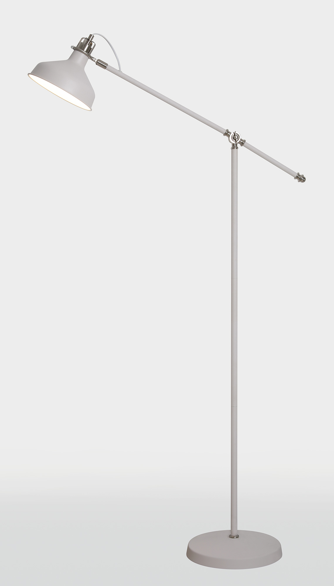 Adjustable Floor Lamp, 1 x E27