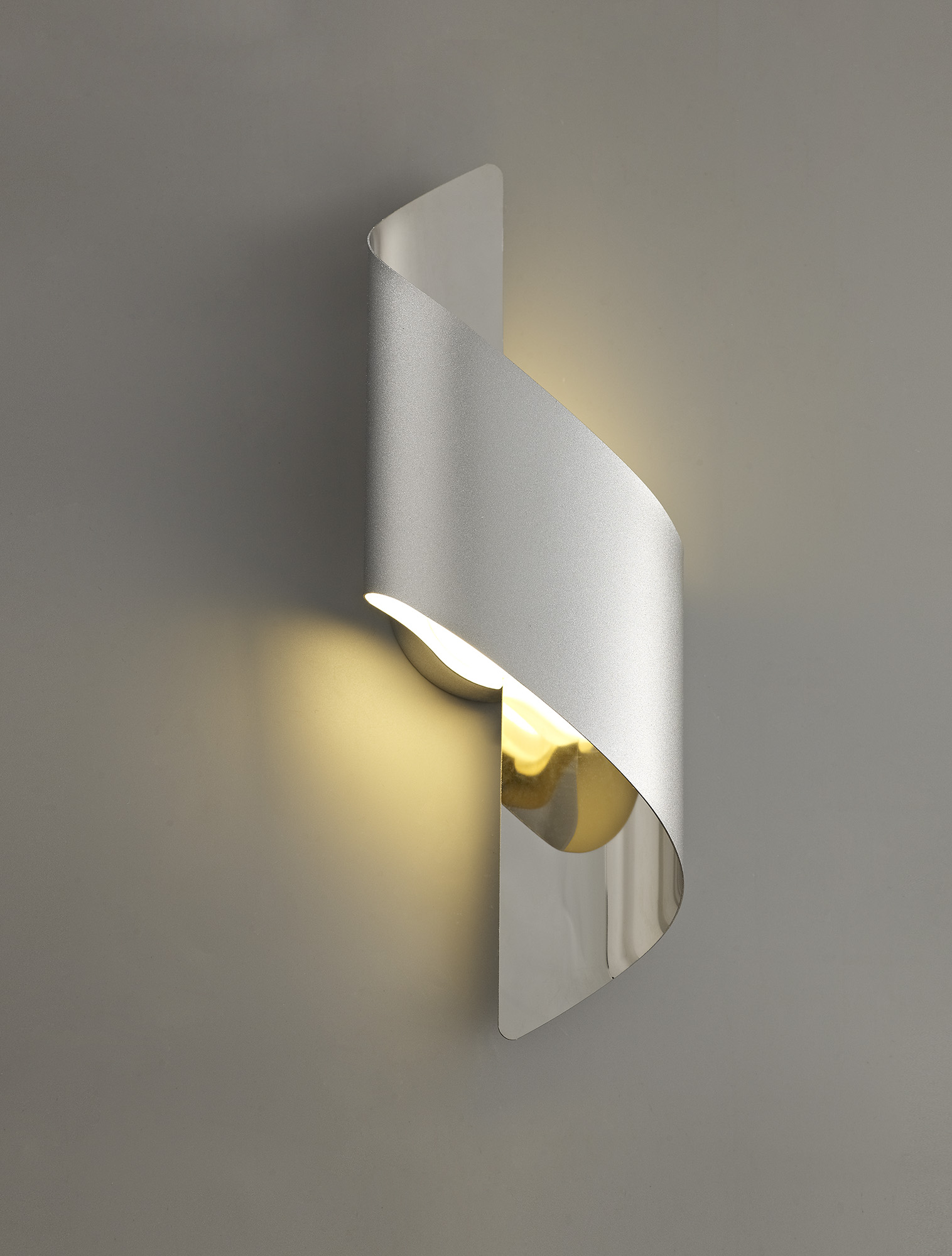 Wall Lamp Small, 1 x 8W LED, 3000K, 640lm, 3yrs Warranty