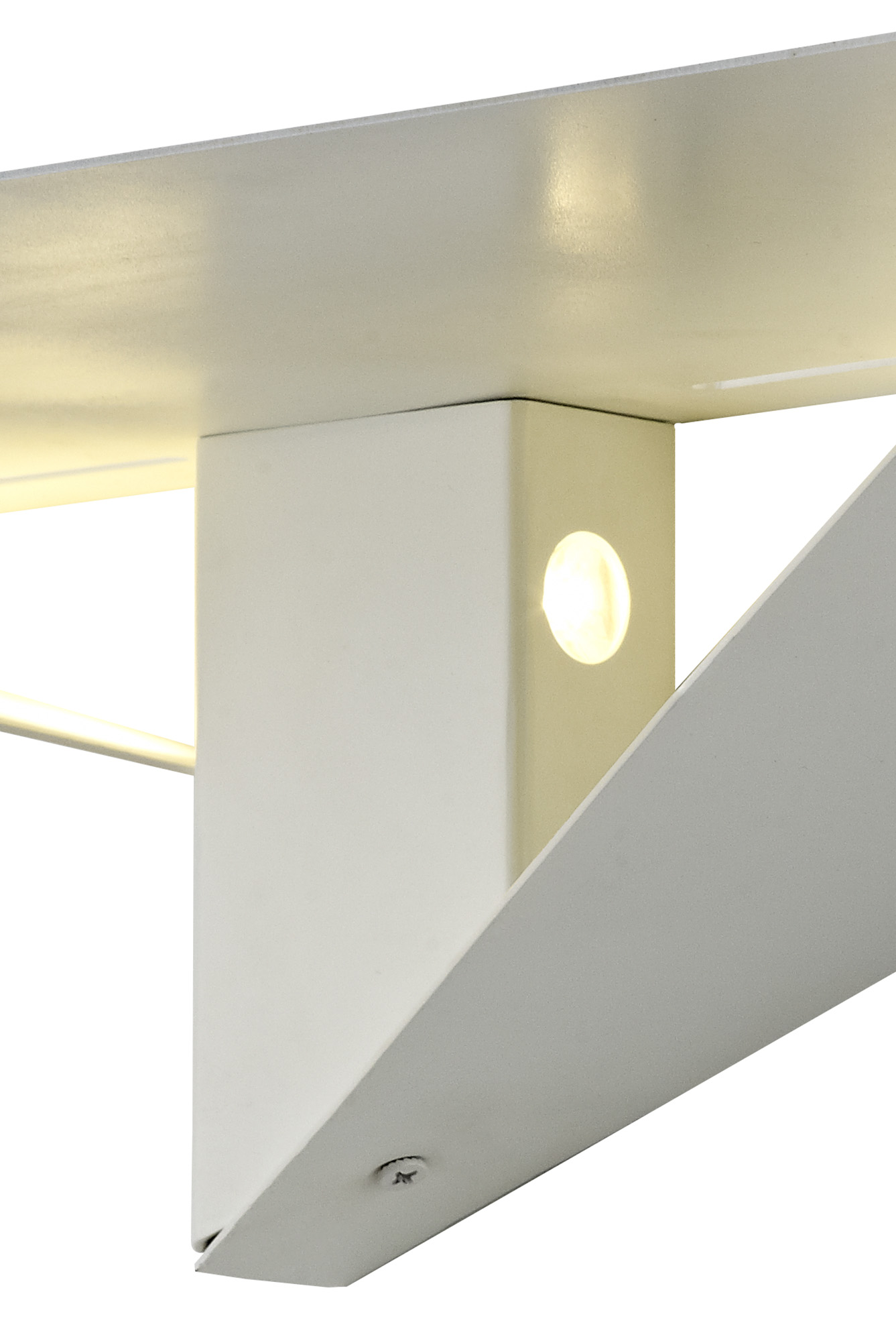 Wall Lamp, 2 x 3W LED, 3000K, 238lm, 3yrs Warranty