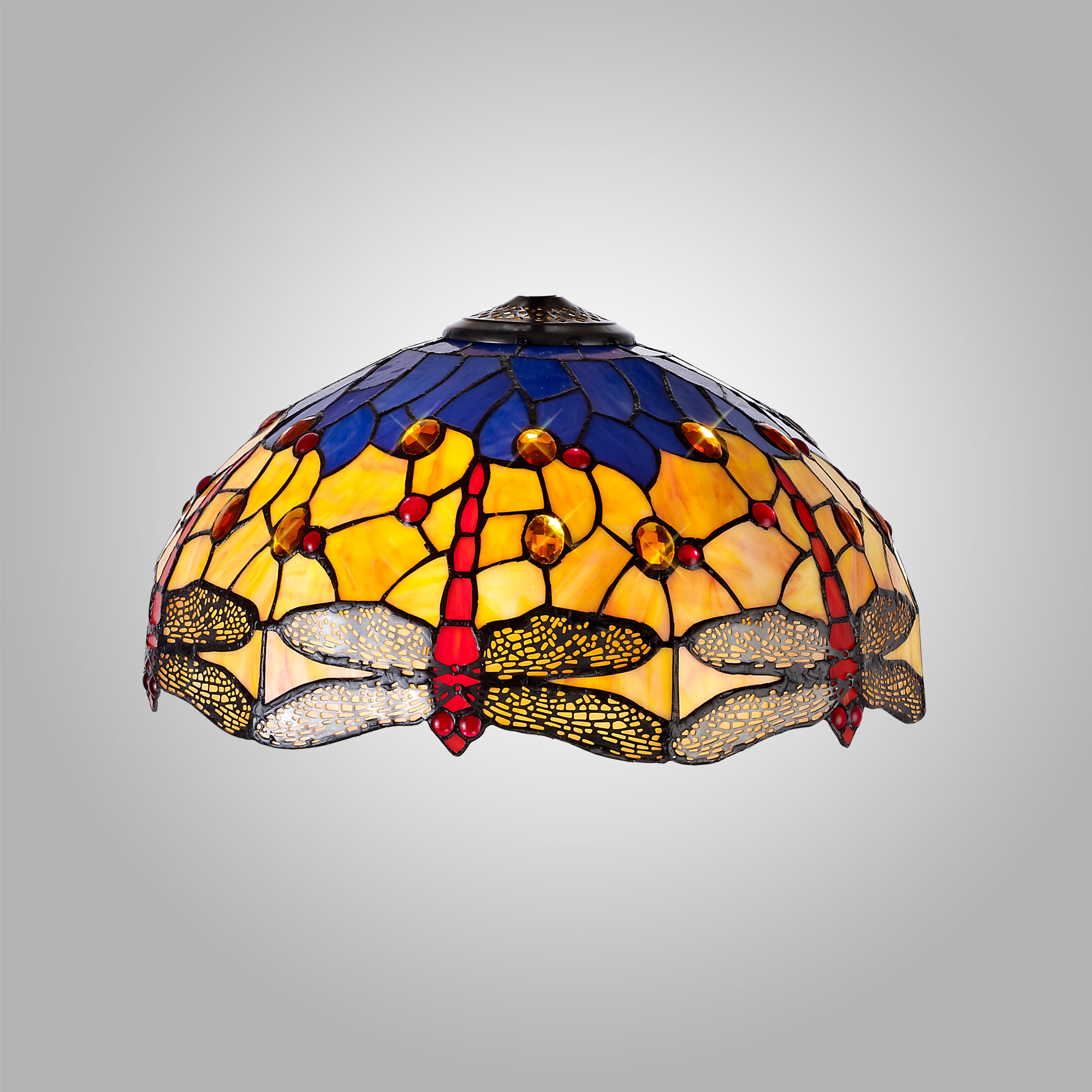 Tiffany 40cm Shade Only Suitable For Pendant/Ceiling/Table Lamp