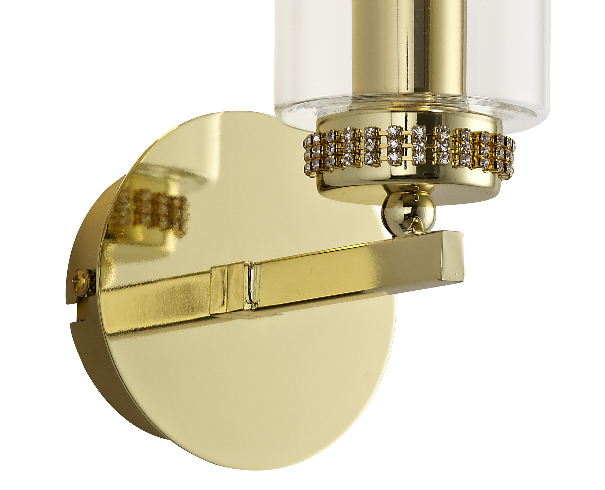 Wall Lamp Switched, 1 x E14