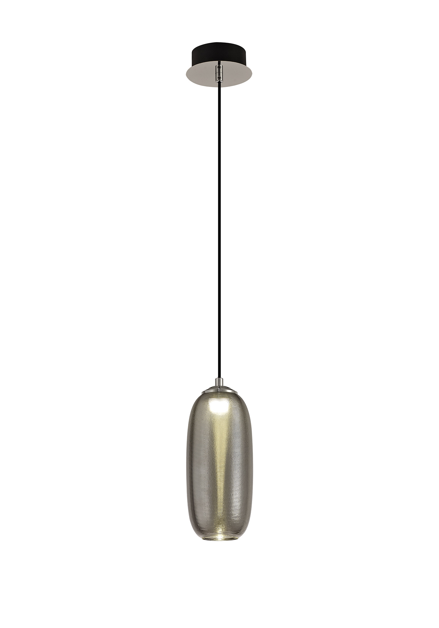 Pendant, 1 x 8W LED, 4000K, 720lm, 3yrs Warranty