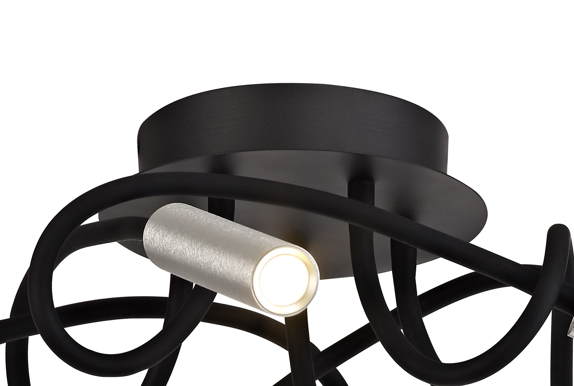 Ceiling, 5 Light Adjustable Arms, 5 x 5W LED Dimmable, 3000K, 1550lm, 3yrs Warranty