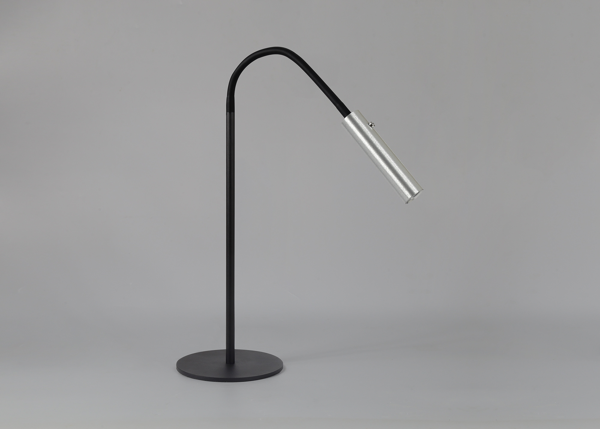 Table Lamp, 1 Light Adjustable Switched, 1 x 7W LED, 3000K, 436lm, 3yrs Warranty