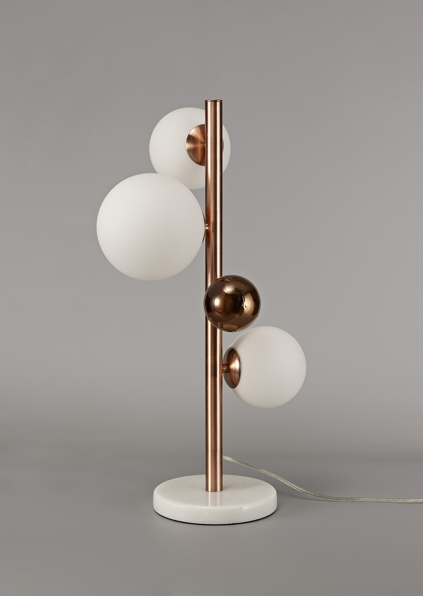 Table Lamp, 3 x G9