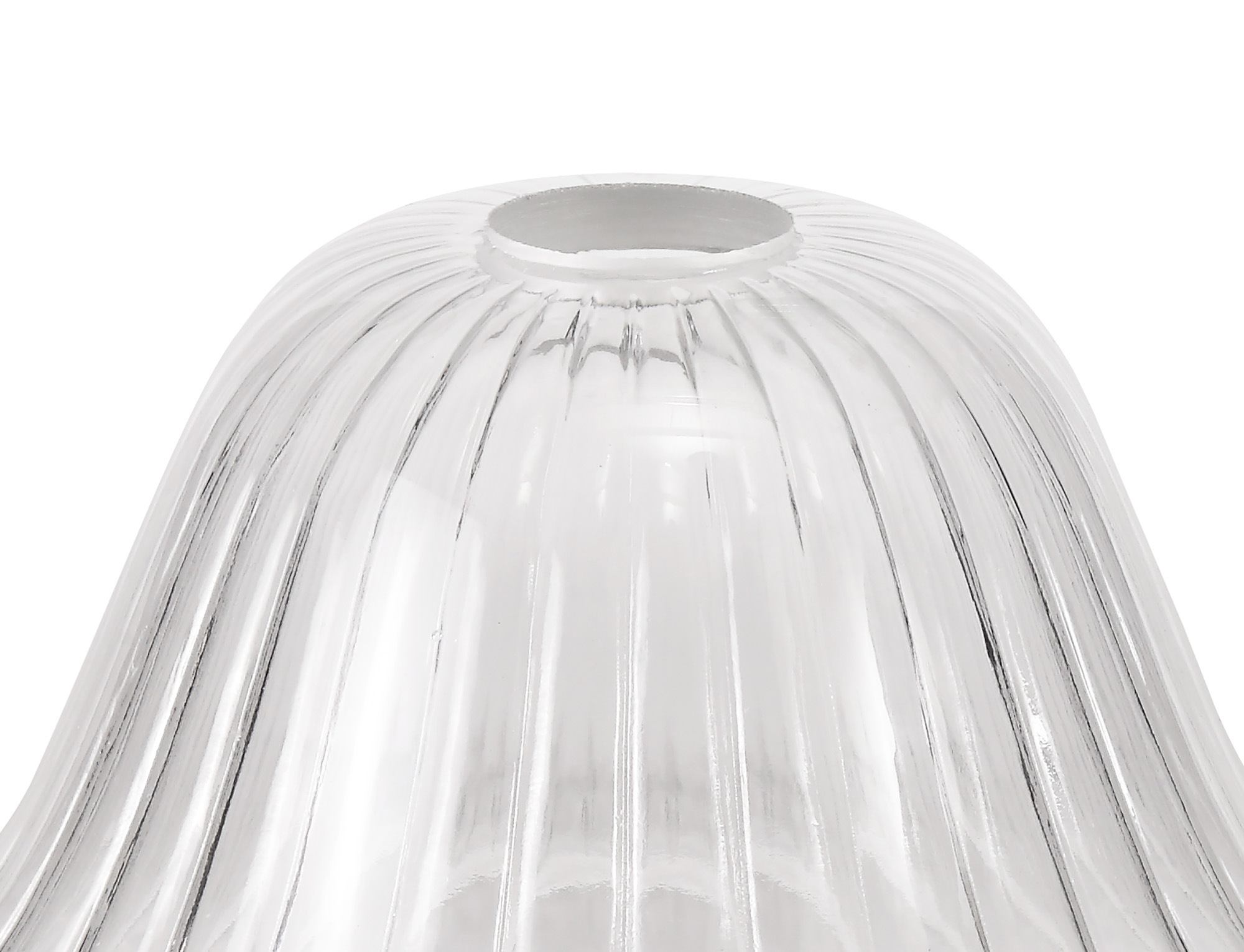 Bell 30cm Glass Lampshade